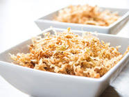 Dehydrated Sour Cabbage Crisps