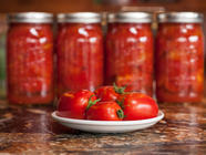 Canning Tomatoes found on PunkDomestics.com