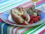 Red Hot Hot Dogs found on PunkDomestics.com