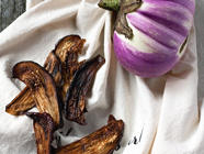 Marinated Dried Eggplant