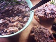 Duck Rillettes With Rosemary & Star Anise found on PunkDomestics.com