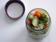Encurtido (Colombian Style Pickled Veggies)