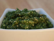Fennel Frond Pesto