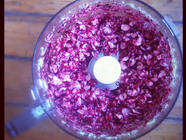 Fermented Cranberries with Ginger found on PunkDomestics.com