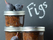 Spiced Fig Jam found on PunkDomestics.com