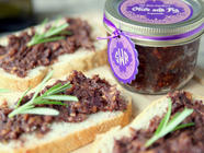 Olive and Fig Tapenade found on PunkDomestics.com