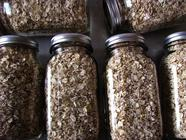 Dry Pack Canning Rolled Oats