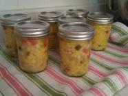 Sweet and Spicy Corn Relish found on PunkDomestics.com