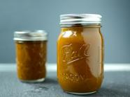 Maple Sweetened Pumpkin Butter