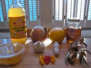 Cold & Flu Season with Fire Cider found on PunkDomestics.com