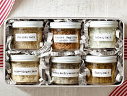 Six DIY Flavored Salts