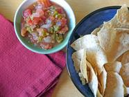 Tomato Salsa, found on PunkDomestics.com