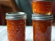 Honey Sweetened Cara Cara Orange Jam found on PunkDomestics.com