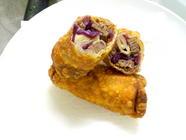 Reuben Eggrolls - Better Than Bacon?? found on PunkDomestics.com