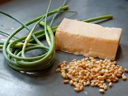 Garlic Scape Pesto found on PunkDomestics.com
