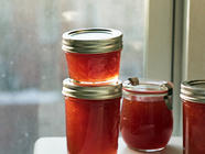 Grapefruit and Bergamot Jam