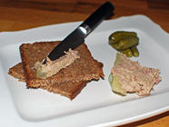 Guinea Hen Rillettes found on PunkDomestics.com