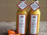 Habanero Hot Sauce found on PunkDomestics.com