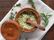 Herb and Lemon Salt found on PunkDomestics.com
