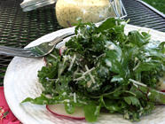Buttermilk and Fresh Herb Salad Dressing found on PunkDomestics.com