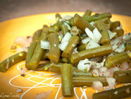 Herbed Green Beans found on PunkDomestics.com