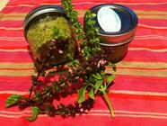 Herb Flower Pesto found on PunkDomestics.com