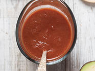 Homemade Taco Sauce found on PunkDomestics.com