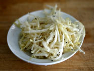 Homemade Sauerkraut with Caraway
