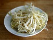 Homemade Sauerkraut with Caraway found on PunkDomestics.com