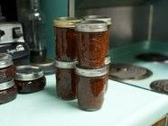 Honey Sweetened Tomato Jam found on PunkDomestics.com