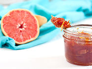 Honeyed Grapefruit Jamalade