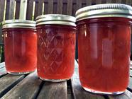 Pluot Riesling Jam  found on PunkDomestics.com