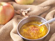 Curried Apple Sauce found on PunkDomestics.com