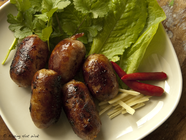 Thai Fermented Sausages found on PunkDomestics.com