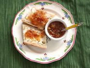 Nutty Blonde Cherry Jam found on PunkDomestics.com