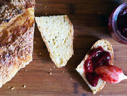Strawberry Cranberry Jam found on PunkDomestics.com