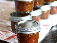 Tomato Jam found on PunkDomestics.com