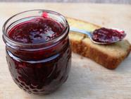 Simple Red Raspberry Jam found on PunkDomestics.com