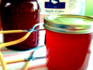 Canning Apple Cider Syrup found on PunkDomestics.com