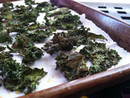 All Hail Kale...Chips! found on PunkDomestics.com