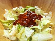 Homemade Vegan Kimchi found on PunkDomestics.com