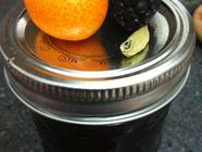 Blackberry Kumquat Cardamom Jam