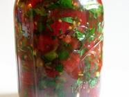 Lacto-Fermented Salsa found on PunkDomestics.com