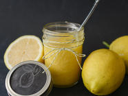 Lemon Curd Recipe and Tutorial found on PunkDomestics.com