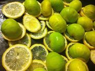 Slow-Roasted Figs & Lemons Meet Grand Marnier found on PunkDomestics.com