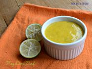 Key Lime Curd for Tea Time and Beyond
