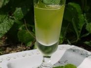 Wild Lemon Balm Limoncello found on PunkDomestics.com
