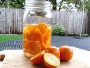 Mandarin Gin found on PunkDomestics.com