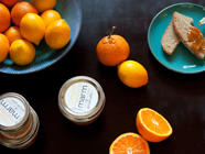 Mandarin Meyer Lemon Marmalade