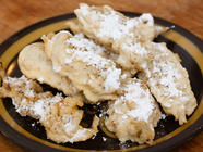 Maple Blossom Fritters found on PunkDomestics.com